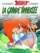 Couverture du livre « Astérix t.22 ; la grande traversée » de Rene Goscinny et Albert Uderzo aux éditions Hachette
