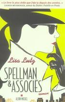 Couverture du livre « Spellman et associés » de Lutz-L aux éditions Albin Michel