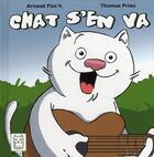 Couverture du livre « Chat s'en va » de Floch-A+Priou-T aux éditions Carabas