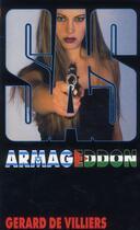 Couverture du livre « Sas T.143 ; Armageddon » de Gerard De Villiers aux éditions Malko