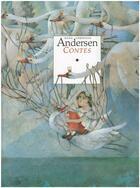 Couverture du livre « Contes d'Andersen illustrés » de Hans Christian Andersen aux éditions Place Des Victoires