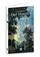 Couverture du livre « Des hommes comme des dieux » de Herbert George Wells aux éditions Terre De Brume