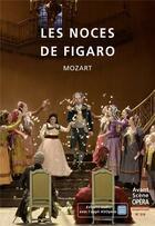 Couverture du livre « Les noces de Figaro » de Collectif aux éditions L'avant-scene Opera