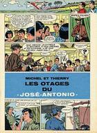 Couverture du livre « Michel et Thierry ; intégrale t.2 » de Charles Jadoul et Arthur Piroton aux éditions Hibou