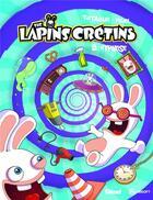 Couverture du livre « The Lapins Crétins T.9 ; hypnose » de Romain Pujol et Tithaume aux éditions Les Deux Royaumes