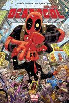 Couverture du livre « All new Deadpool T.1 » de Gerry Duggan et Mike Hawthorne aux éditions Panini