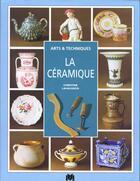 Couverture du livre « La Ceramique » de Christine Lahaussois aux éditions Massin