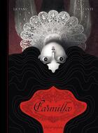 Couverture du livre « Carmilla » de Isabelle Mazzanti et Joseph Sheridan Le Fanu aux éditions Soleil