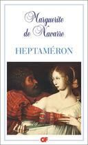 Couverture du livre « Heptaméron » de Marguerite De Navarre aux éditions Flammarion