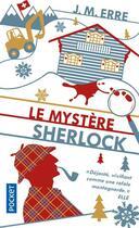 Couverture du livre « Le mystère Sherlock » de J. M. Erre aux éditions Pocket