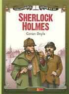 Couverture du livre « Sherlock Holmes » de Arthur Conan Doyle aux éditions Rouge Et Or