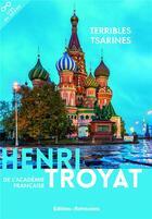 Couverture du livre « Terribles tsarines » de Henri Troyat aux éditions Les Editions Retrouvees
