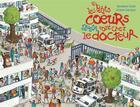 Couverture du livre « Les petits coeurs aussi vont chez le docteur » de Collet et Garrigue aux éditions Glenat Jeunesse