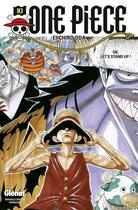 Couverture du livre « One piece t.10 ; OK, let's stand up ! » de Eiichiro Oda aux éditions Glenat