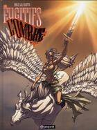 Couverture du livre « Les fugitifs de l'ombre t.3 ; la guerre sans fin » de Martin et David Aja et Roke aux éditions Paquet