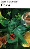 Couverture du livre « Chaos » de Marc Weitzmann aux éditions Gallimard
