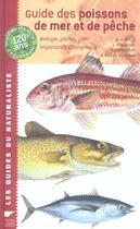 Couverture du livre « Guide des poissons de mer et de pêche » de Dahlstrom et B-J Muus et Niels aux éditions Delachaux & Niestle