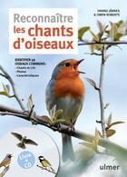Couverture du livre « Reconnaître les chants d'oiseaux » de Hannu Jannes et Owen Roberts aux éditions Eugen Ulmer
