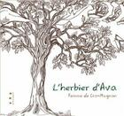 Couverture du livre « L'herbier d'Ava ; femme de Cro-Magnon » de Erolf Totort aux éditions Points De Suspension