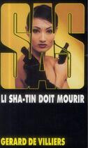 Couverture du livre « Sas T.144 ; Li Sha Tin Doit Mourir » de Gerard De Villiers aux éditions Malko