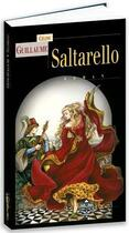 Couverture du livre « Saltarello » de Celine Guillaume aux éditions Terre De Brume