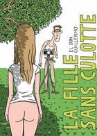 Couverture du livre « La fille sans culotte » de El Don Guillermo aux éditions Misma