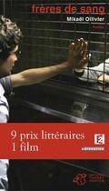 Couverture du livre « Frères de sang » de Mikael Ollivier aux éditions Editions Thierry Magnier