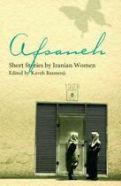 Couverture du livre « Afsaneh » de Kaveh Basmenji aux éditions Saqi Books Digital
