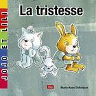 Couverture du livre « La tristesse » de Didierjean Marie-Anne aux éditions Lep