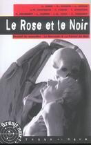 Couverture du livre « Le rose et le noir » de Collectif aux éditions Terre De Brume