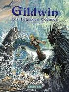 Couverture du livre « Gildwin t.1 ; les légendes océanes » de Philippe Luguy et Toriel aux éditions Jos Le Doare