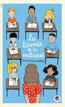 Couverture du livre « Les larmes de la maîtresse » de Veronique Delamarre Bellego aux éditions Oskar