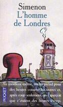 Couverture du livre « Homme De Londres » de Georges Simenon aux éditions Pocket