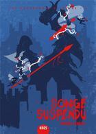 Couverture du livre « Songe suspendu » de Mathieu Rivero aux éditions Moutons Electriques