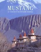 Couverture du livre « Mustang » de Francoise Lemarchand aux éditions La Martiniere