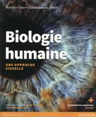 Couverture du livre « Biologie humaine ; une approche visuelle » de Collectif aux éditions Renouveau Pedagogique