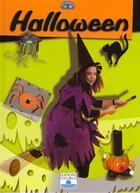 Couverture du livre « Halloween » de Nathalie Auzemery aux éditions Fleurus