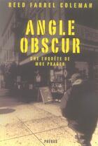 Couverture du livre « Angle obscur » de Reed Farrel Coleman aux éditions Phebus