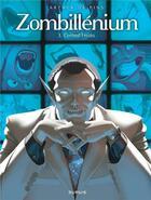 Couverture du livre « Zombillénium T.3 ; control freaks » de Arthur De Pins aux éditions Dupuis