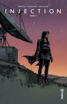 Couverture du livre « Injection T.3 » de Jordie Bellaire et Declan Shalvey et Warren Ellis aux éditions Urban Comics
