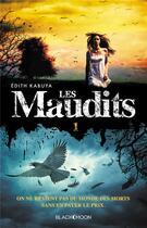 Couverture du livre « Les maudits t.1 ; le prix de la vie » de Edith Kabuya aux éditions Black Moon