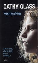 Couverture du livre « Violentée » de Cathy Glass aux éditions Archipoche