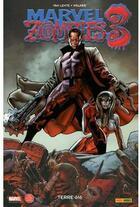 Couverture du livre « Marvel zombies t.4 ; terre 616 » de Fred Van Lente et K Walker aux éditions Panini