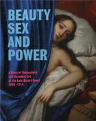 Couverture du livre « Beauty sex and power » de Doman Brett aux éditions Scala Gb