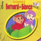 Couverture du livre « Bernard Et Bianca T.2 » de Collectif aux éditions Disney Hachette
