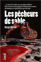 Couverture du livre « Les pêcheurs de sable » de Serge Nicolo aux éditions Cairn