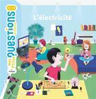 Couverture du livre « L'électricité » de Cedric Faure et Nikol aux éditions Milan