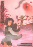 Couverture du livre « Angel heart t.21 » de Okuse-S aux éditions Panini