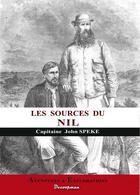 Couverture du livre « Les sources du Nil » de John Speke aux éditions Decoopman