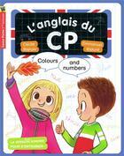 Couverture du livre « L'anglais du CP ; colours and numbers » de Emmanuel Ristord et Cecile Bajram aux éditions Pere Castor